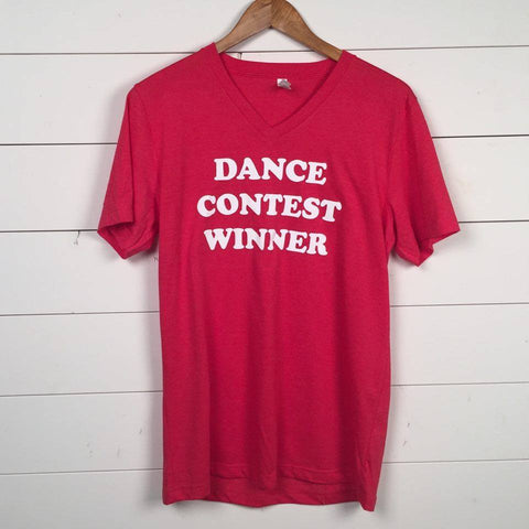 Dance Contest Winner - Red