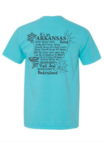 It's an Arkansas Thing! - Blue