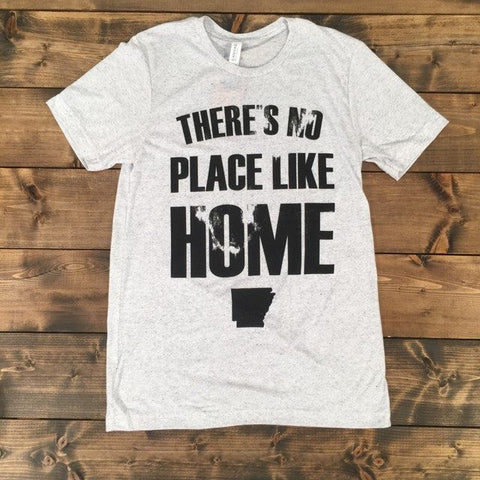 There's No Place Like Home - White