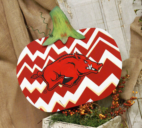 Arkansas Gameday Pumpkin - Large