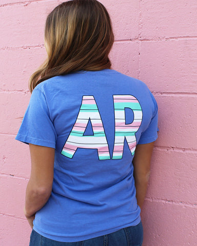 Striped AR T-shirt