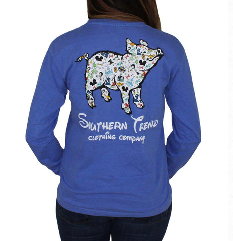 ONCE UPON A PIG LONG SLEEVE