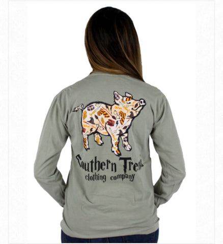 MAGICAL PIG LONG SLEEVE