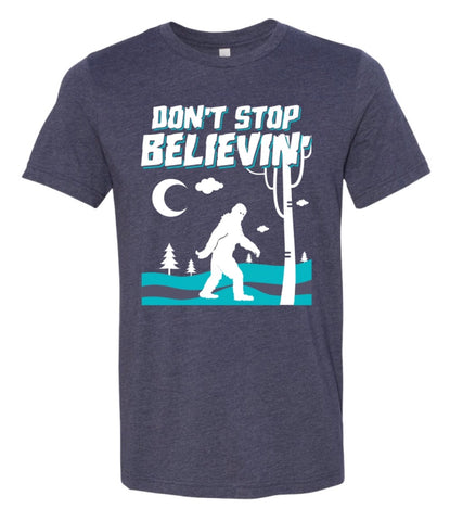 Don't Stop Believing - Heather Navy