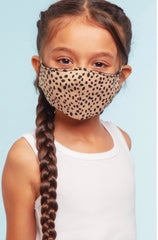 Kids Mask - Dotted