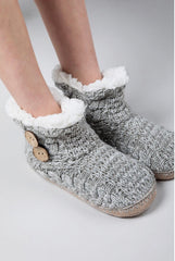 Cozy slippers - Grey