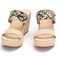 YELLOW BOX ARLETTE WEDGES