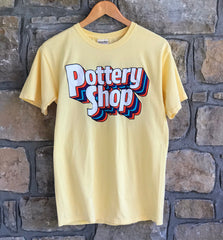 Pottery Shop Tee - Summer Yellow