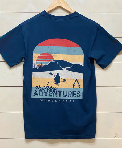 Archey Adventures - True Navy