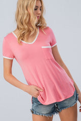 A Little More Time - Pink Tee