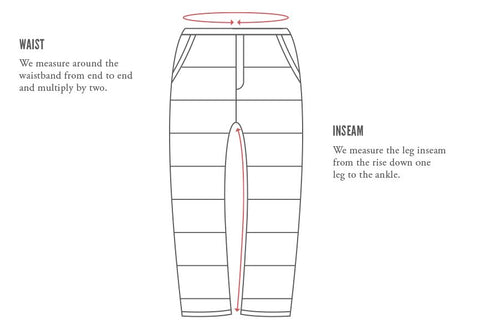 Bottom Measurement Guide