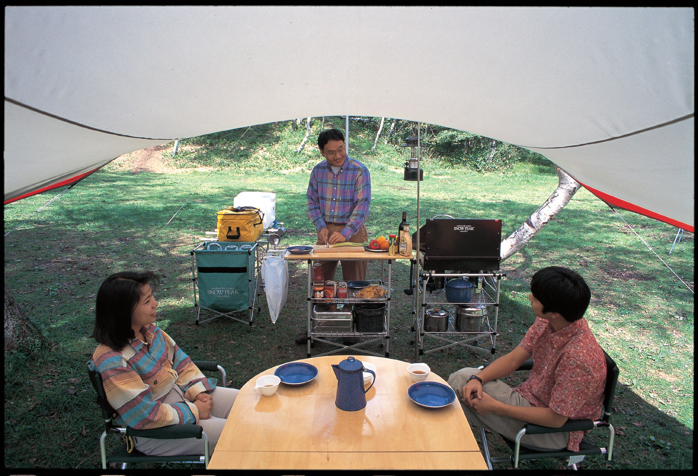 30 Years Ago | Auto-Camping Arrives in Japan – Snow Peak