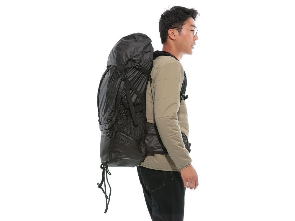 Active Backpack Type01 ONE Black