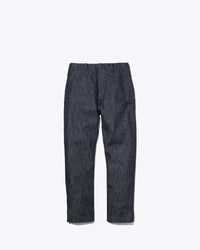 Denim Military Pants Indigo