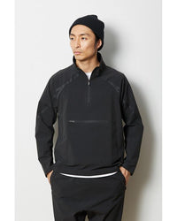 DWR Seamless Half Zip - Snow Peak