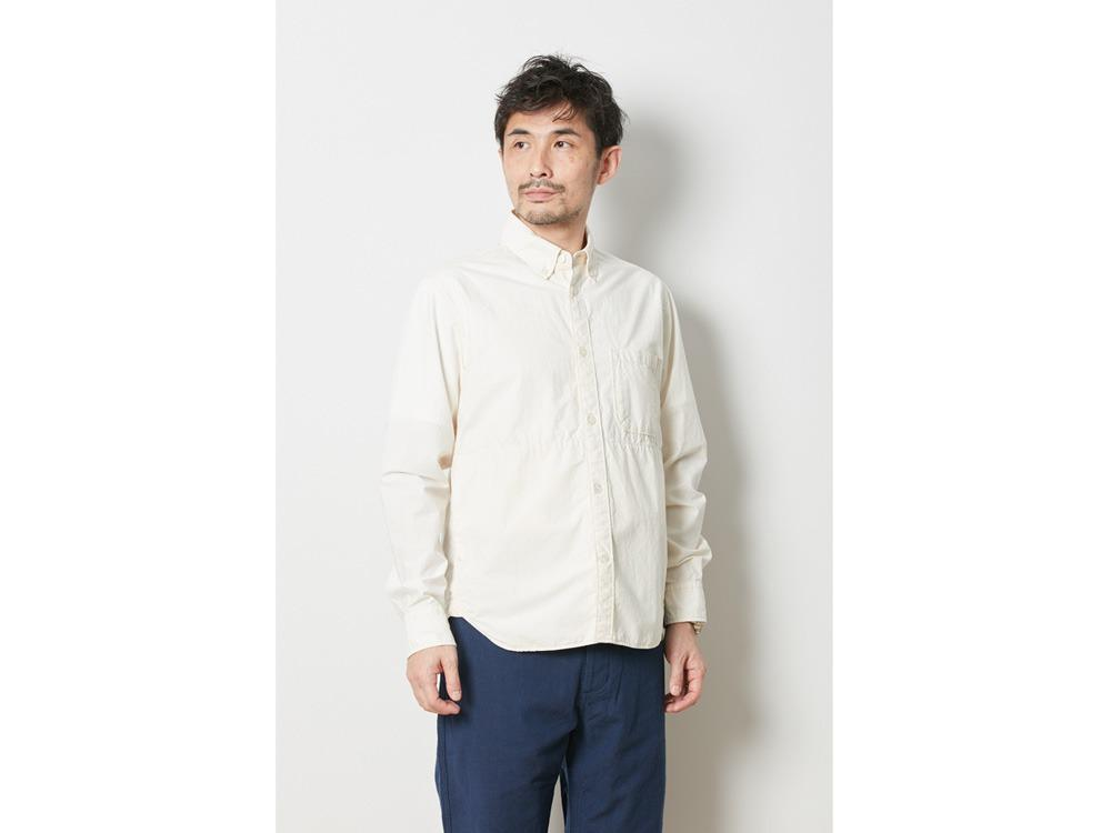 Organic Cotton Button Down Shirt