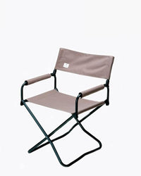 Gray Folding Chair