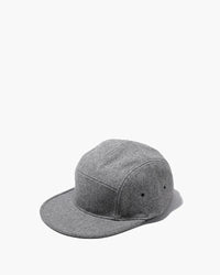 Wool Melton Cap
