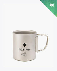 Ti-Double 450 Mug - Snow Peak