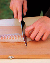 Field Kitchen Knife Santoku