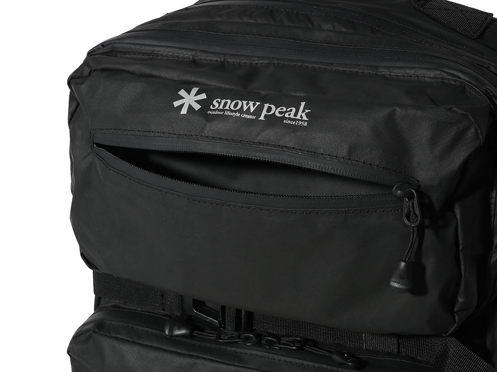 Active Backpack Type04 ONE Black