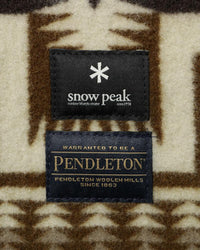 Snow Peak Pendleton Wool Blanket