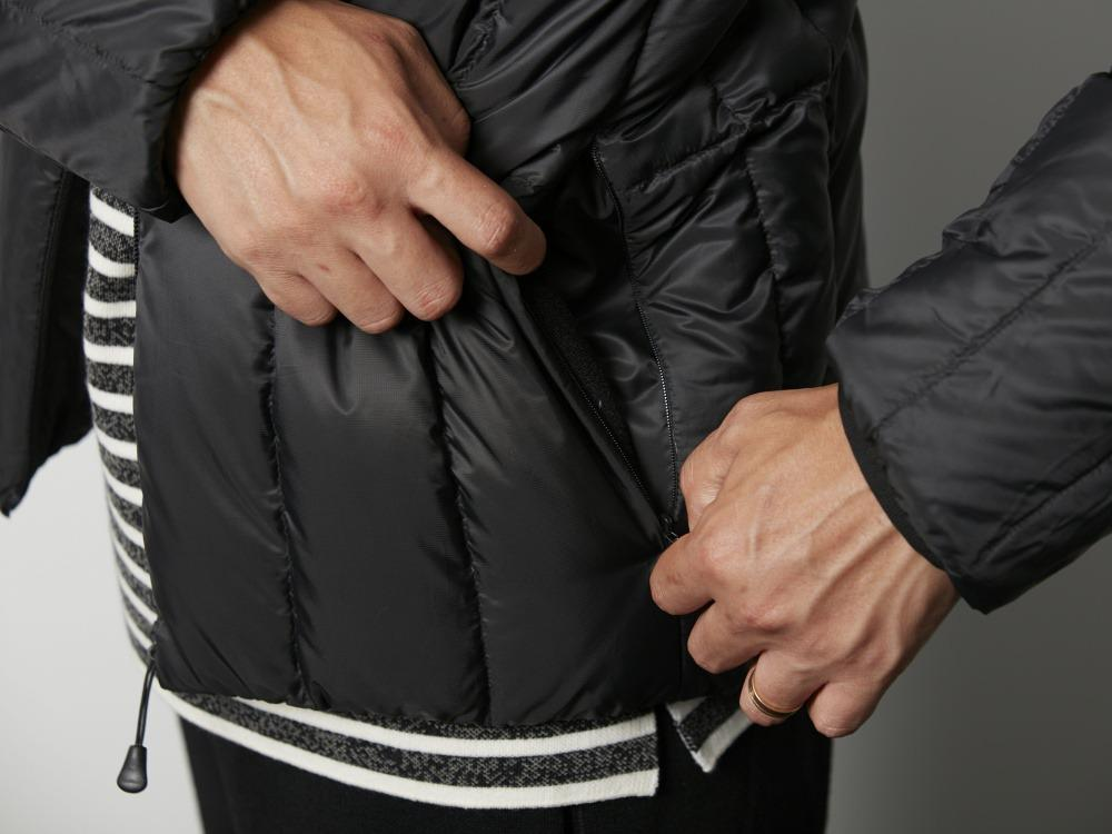 Middle Down Jacket
