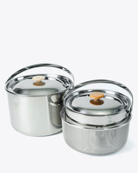 Snow Peak - Al Dente Cookset - 1