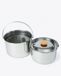 Snow Peak - Al Dente Cookset - 2