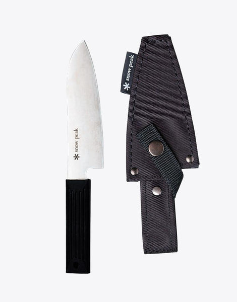 Field Kitchen Knife Santoku - Snow Peak