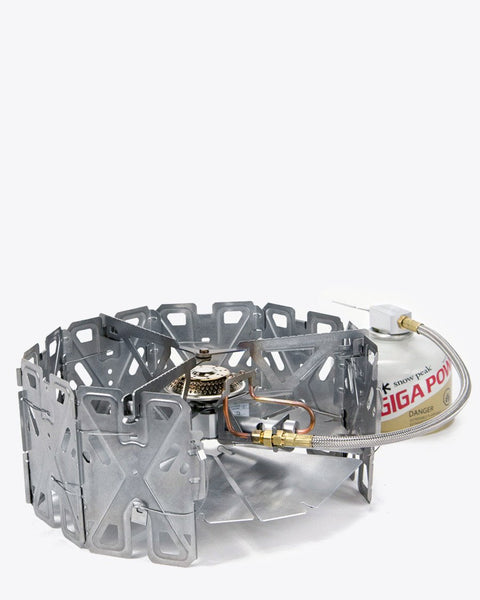 Snow Peak - GeoShield Stove - 1