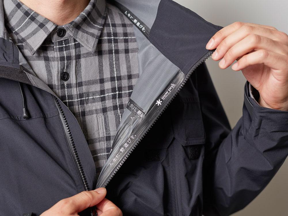 Wind and Water Resistant Anorak