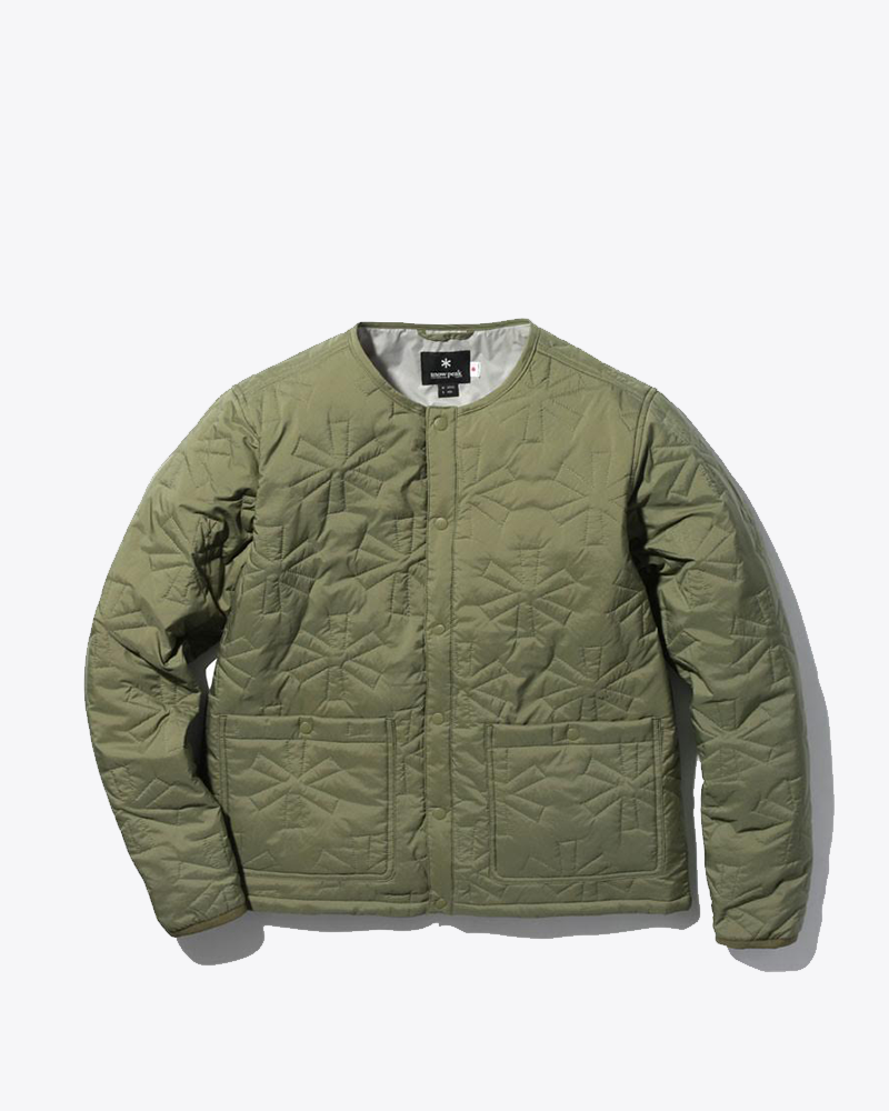 Quilted Puff Jacket