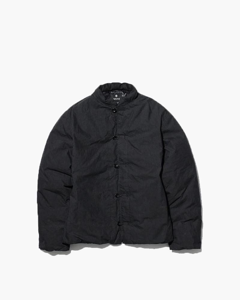 Indigo C/N Down China Jacket