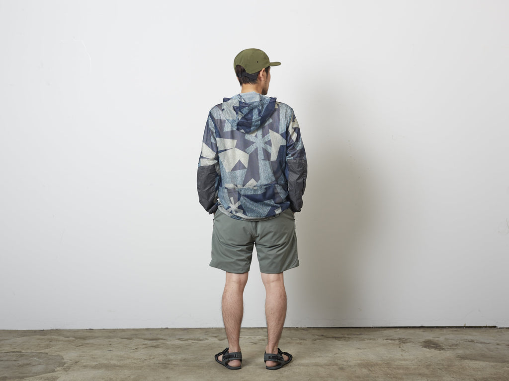 Printed Insect Shield Pullover