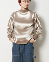 Wool Linen/Pe Turtleneck Long Sleeve