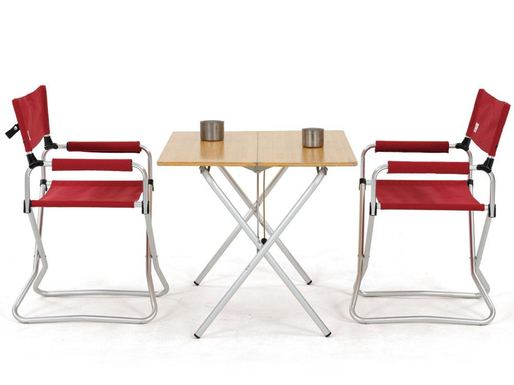 ... Red Folding Chair