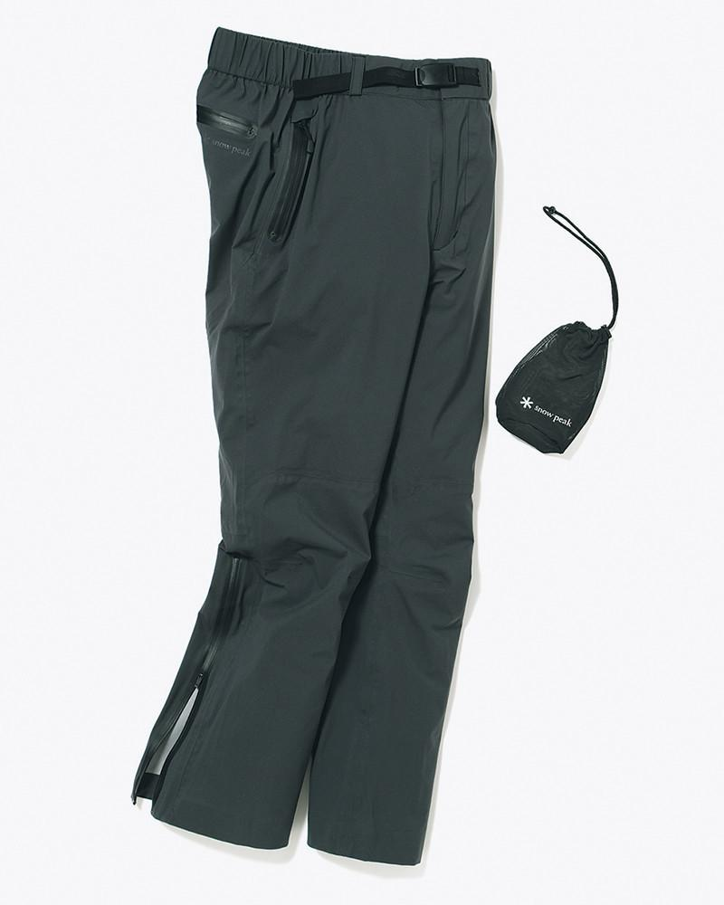 3L Light Shell   Pants - Snow Peak
