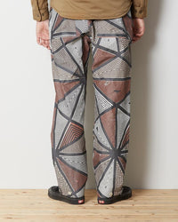 Printed eVent C/N Rain Pants - Snow Peak