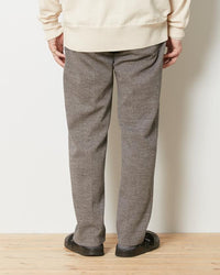 Wool Linen/Pe Pants Regular - Snow Peak