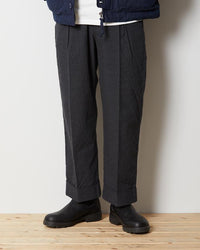 NORAGI Pants Wide - Snow Peak