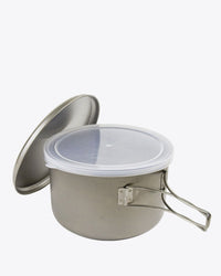 Titanium Cook & Save