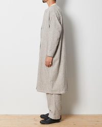 Yak Pile Long Cardigan