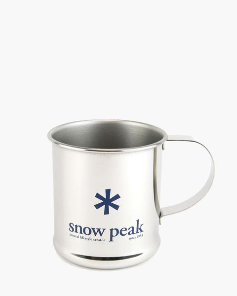 Snow Peak - Stainless Steel Cup - 1