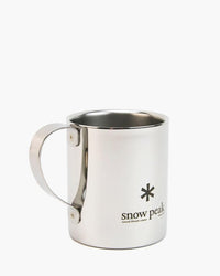 Snow Peak - Stainless Double 330 Mug - 2