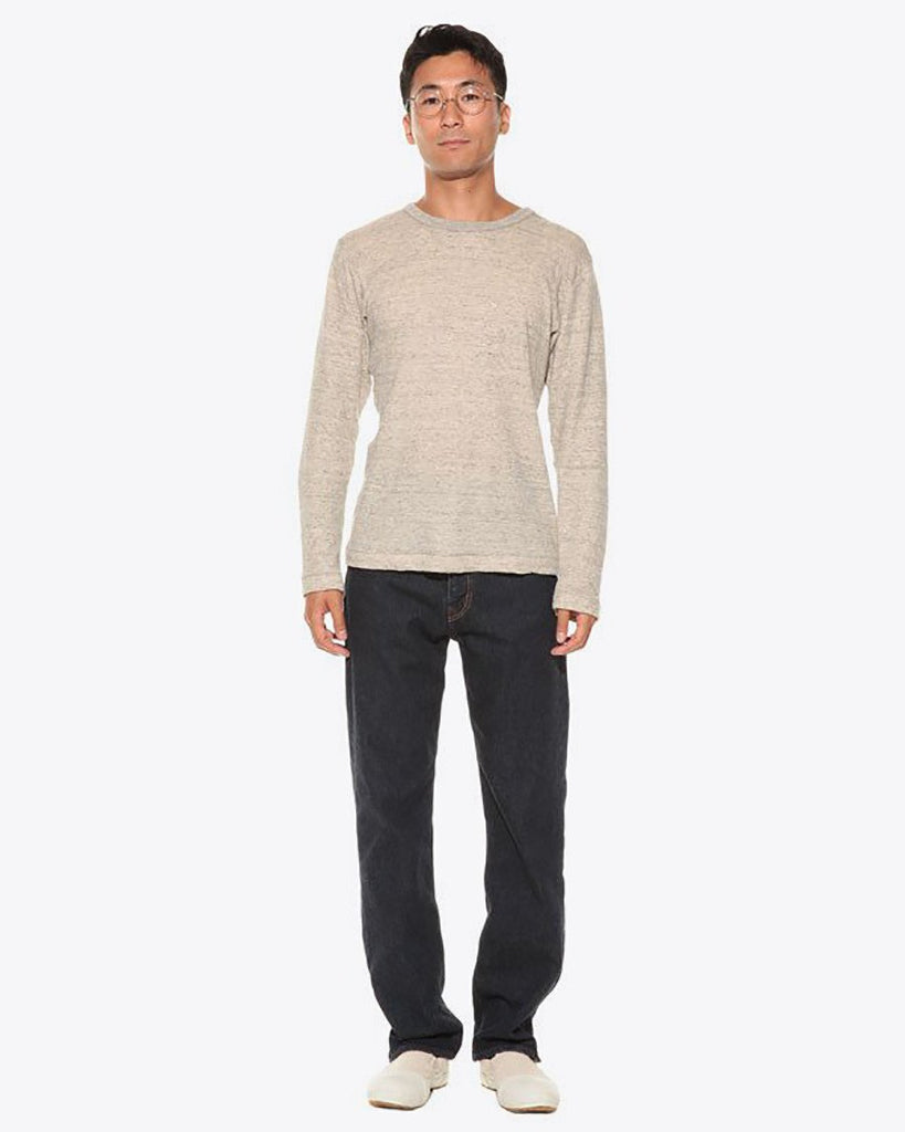 Ultimate Pima Double Knit Long Sleeve