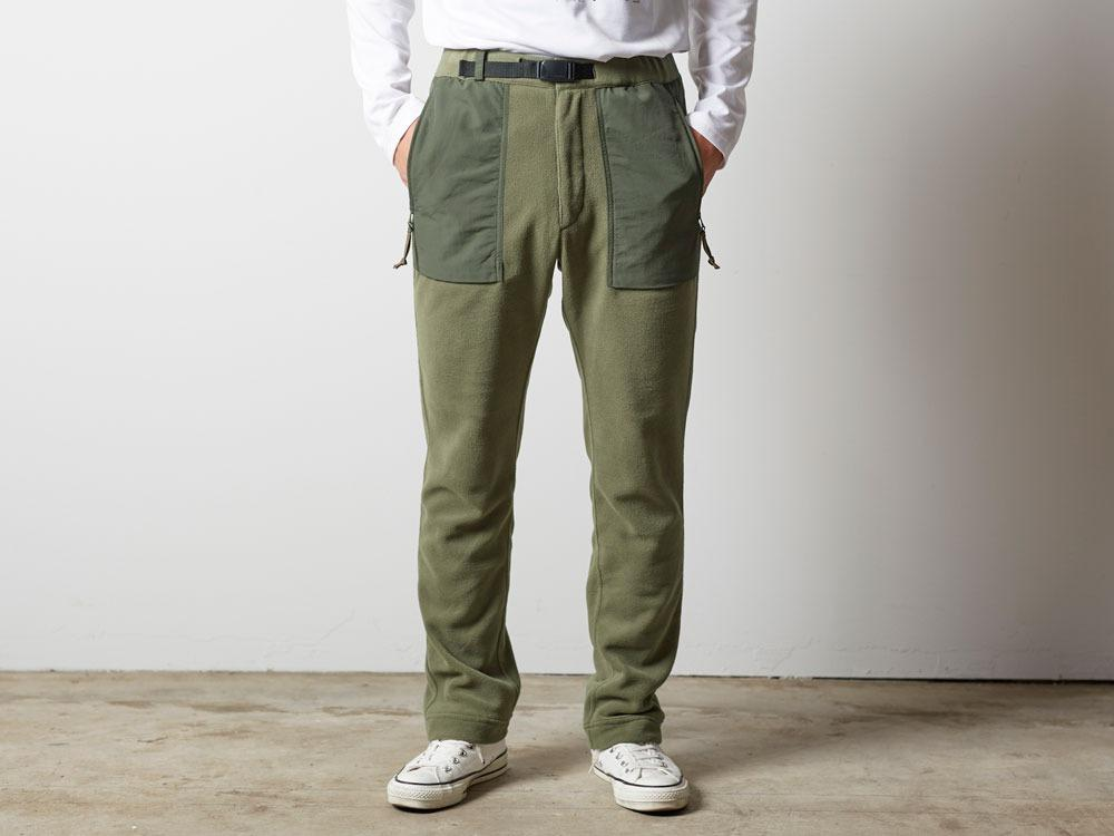 Recycled Polyester Fleece Pants