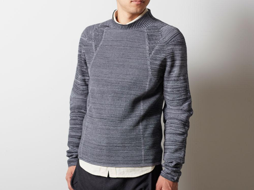 WG Stretch Knit Pullover #2