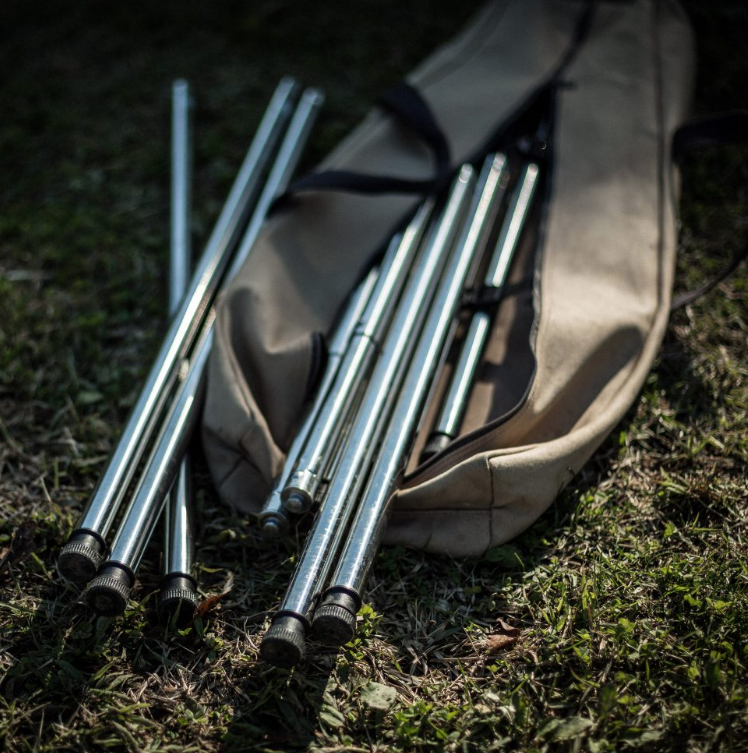 Tarp Pole Carrying Case