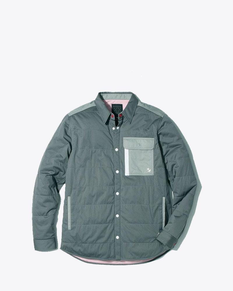 Staple Pigeon Flexible Insulated Shirt